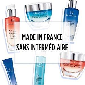 5折+满€40减€10+3重礼法国黑五:Dr Pierre Ricaud 全场大促 收美颈霜、四重玻尿酸等