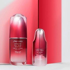 Shiseido 精选护肤品7折热卖 红腰子50ml仅$70