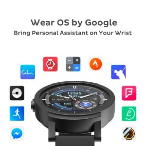 $108Ticwatch E Android Wear 2.0 Smartwatch