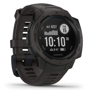 Garmin Instinct Rugged Outdoor Watch with GPS