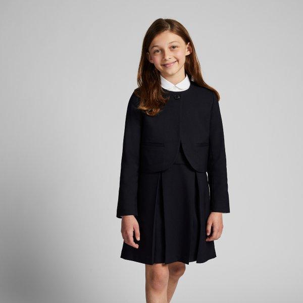 女童制服款外套