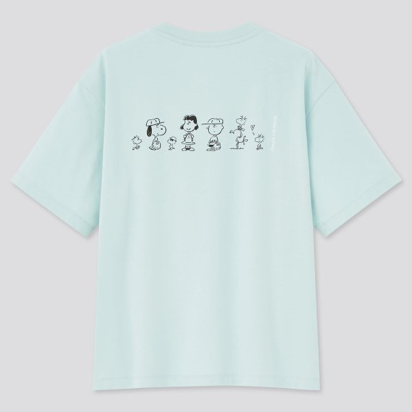Peanuts x Yu Nagaba T恤