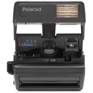 Polaroid送免费胶卷!600 照相机-复古翻新A级