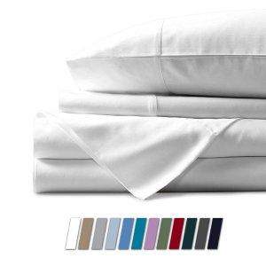 Mayfair Linen 600针纯棉床品套装 多色可选
