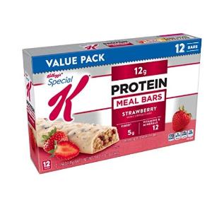 7折优惠+包邮Special K 草莓味营养蛋白能量棒 12条装