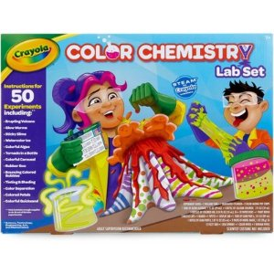 Crayola Color Chemistry Super Lab Activity Kit : Target