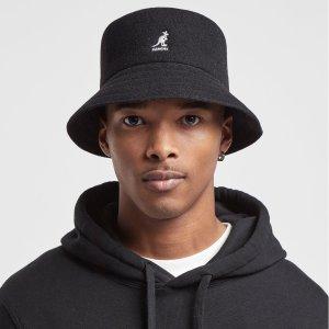 Kangol满£100享8折羊毛渔夫帽