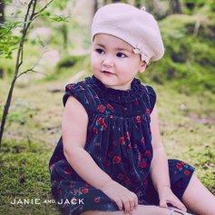 低至4折最后一天:Janie & Jack 高品质儿童服饰等产品特卖 正式场合的不二选择