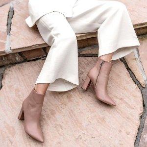 低至3.5折 低至$17.99macys.com 精选女款秋冬美靴热卖