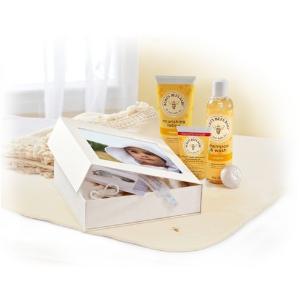 婴儿洗护礼盒套£19.9收Burt's Bees小蜜蜂 纯天然护肤品特卖 最放心的呵护