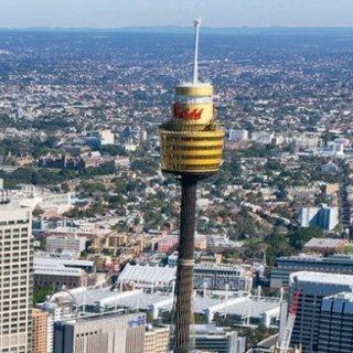 $23.2(原价$29) 赏城市全貌Sydeny Tower Eye 悉尼塔登顶门票团购