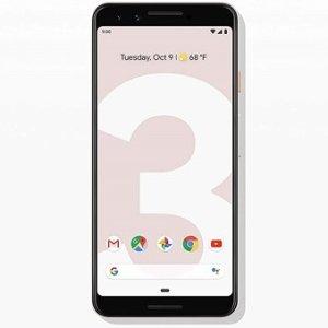$159.99 App下单再享9折Google Pixel 3 64GB 4G LTE 解锁版 智能手机 4G全网通