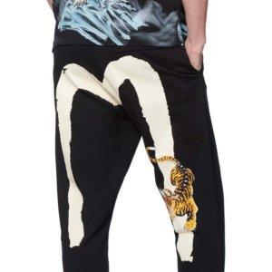 低至5折 海鸥Logo款$139Evisu官网 休闲裤好价特辑 型男潮流穿搭必备