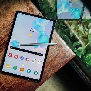 折后€329起 iPad平替闪购:Samsung Galaxy Tab S5e 平板电脑热促 轻薄全面屏设计