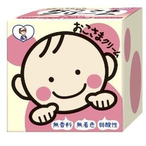 5个直邮美国到手价$46TO-PLAN 儿童面霜 婴幼儿护肤霜 弱酸性无香料 110g 特价