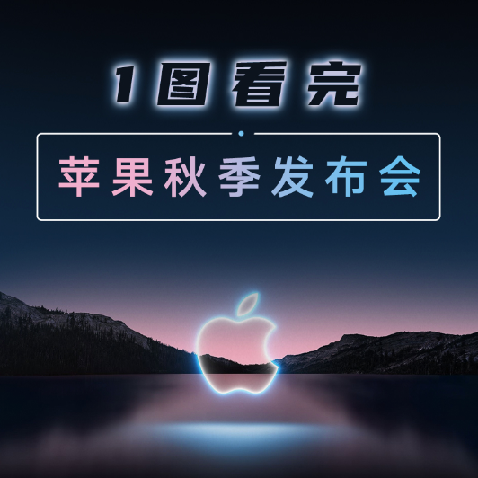 3分钟一图看完苹果发布会!3分钟一图看完苹果发布会!