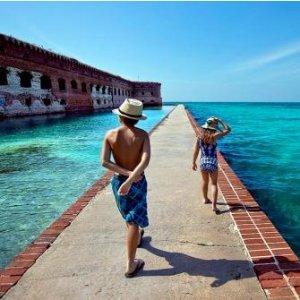 5天佛州南部跟团游 迈阿密起始 感受小哈瓦那拉丁风情