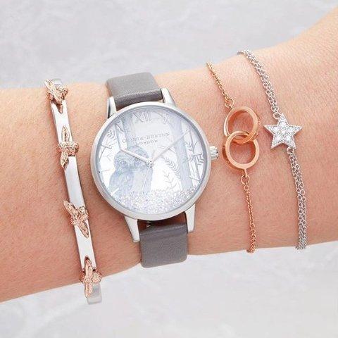 低至7折 £59.5收满天星手表Olivia Burton 购物狂欢专场上线 全是热门款