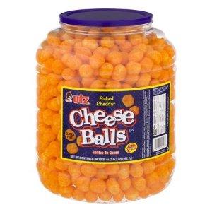 UtzGluten-Free Baked Cheddar Cheese Balls, 35 Oz.