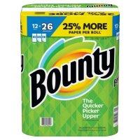 Bounty 厨房纸 (12 rolls)