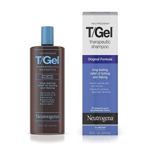 Neutrogena T/Gel去屑洗发液热卖 摆脱头皮屑困扰