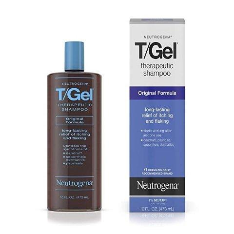 Amazon Neutrogena T/Gel Therapeutic Shampoo Sale