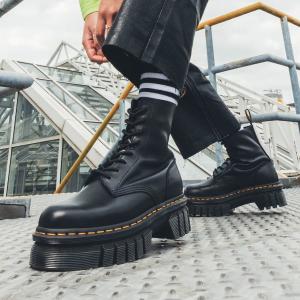 满€295立减€90 变相6.6折Dr.Martens 马丁靴、小皮鞋热促 经典时尚单品 百搭不过时