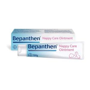 富含维生素原B5 现价£4.86 原价£7.99Bepanthen 婴儿保湿屁屁霜 拜耳集团英亚畅销第一