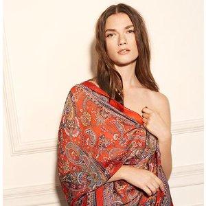 Liberty London丝绸丝巾