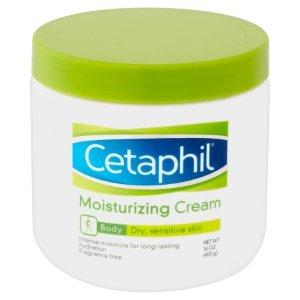 $10.93Cetaphil Body Dry Sensitive Skin Moisturizing Cream, 16 oz