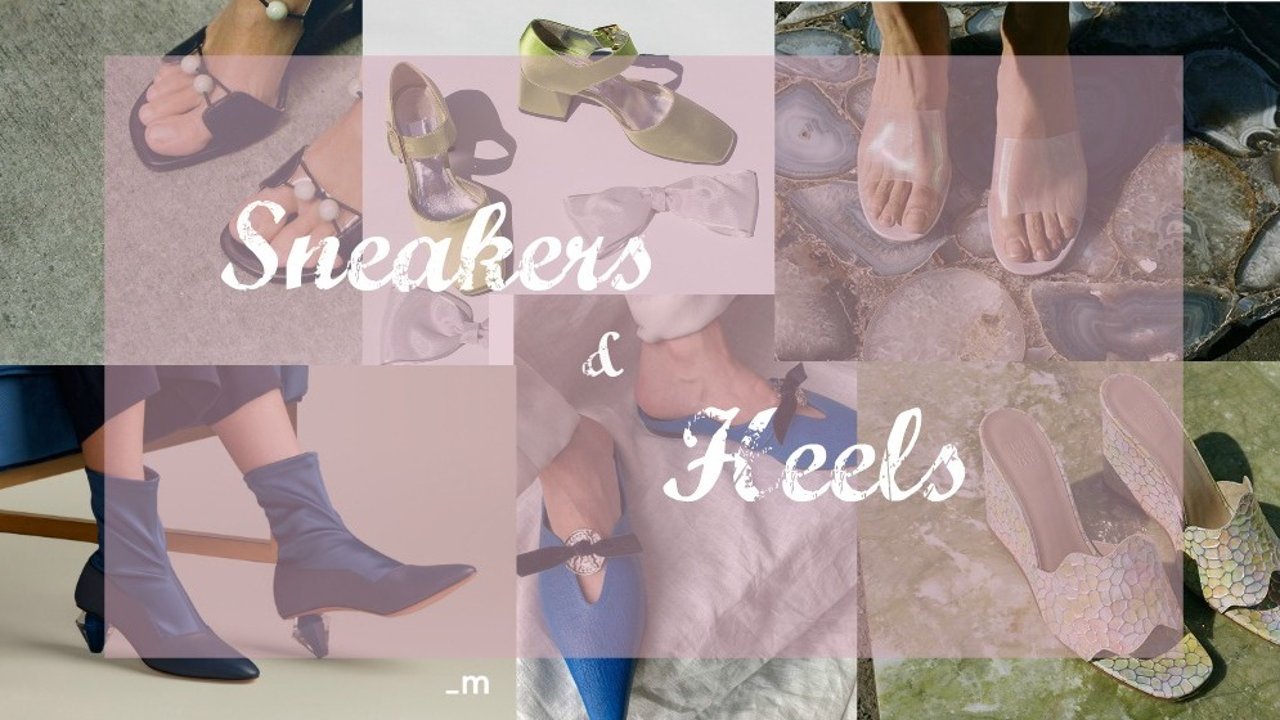 2019年最新小众品牌美鞋推荐 | 高跟鞋、平底鞋、凉鞋、运动鞋一网打尽!