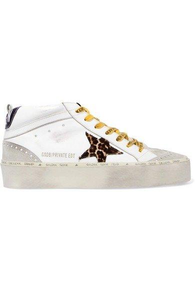 Hi Mid-Star 小脏鞋