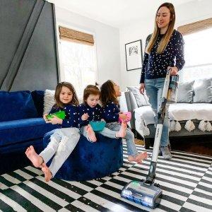 低至8.5折+免邮 吸尘拖地机$108Shark 美国清洁专家 收吸尘器、蒸汽拖把、扫地机器人