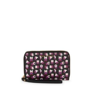 Marc JacobsLogo Continental Wristlet