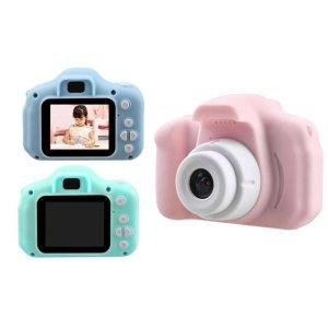 $22.16(原价$59)儿童可充电数码相机玩具 多色可选