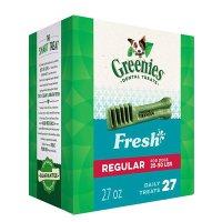 Greenies Regular 狗狗洁牙棒 清新口味