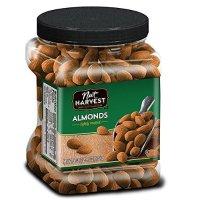 Nut Harvest 海盐烤杏仁 少盐版 36 Ounce Jar