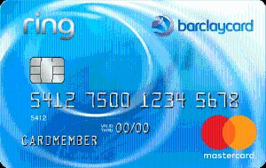 Enjoy a 0% intro APR for 15 months on balance transfers made within 45 days of account openingBarclaycard Ring® Mastercard®