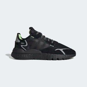 AdidasNite Jogger 反光鞋
