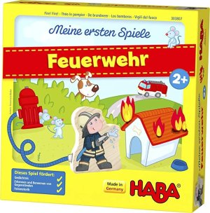 HABA My Very First Games – Fire! Fire!   Games for 2 Year olds   303807