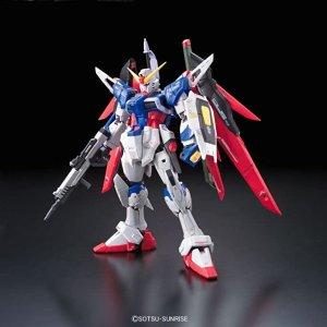 BandaiHobby #11 RG Destiny Gundam Model Kit, 1/144 Scale