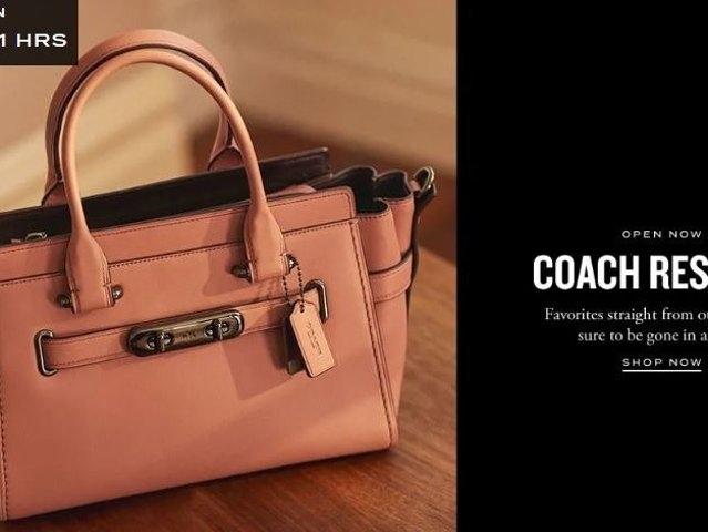 Coach Outlet淘宝 | ...