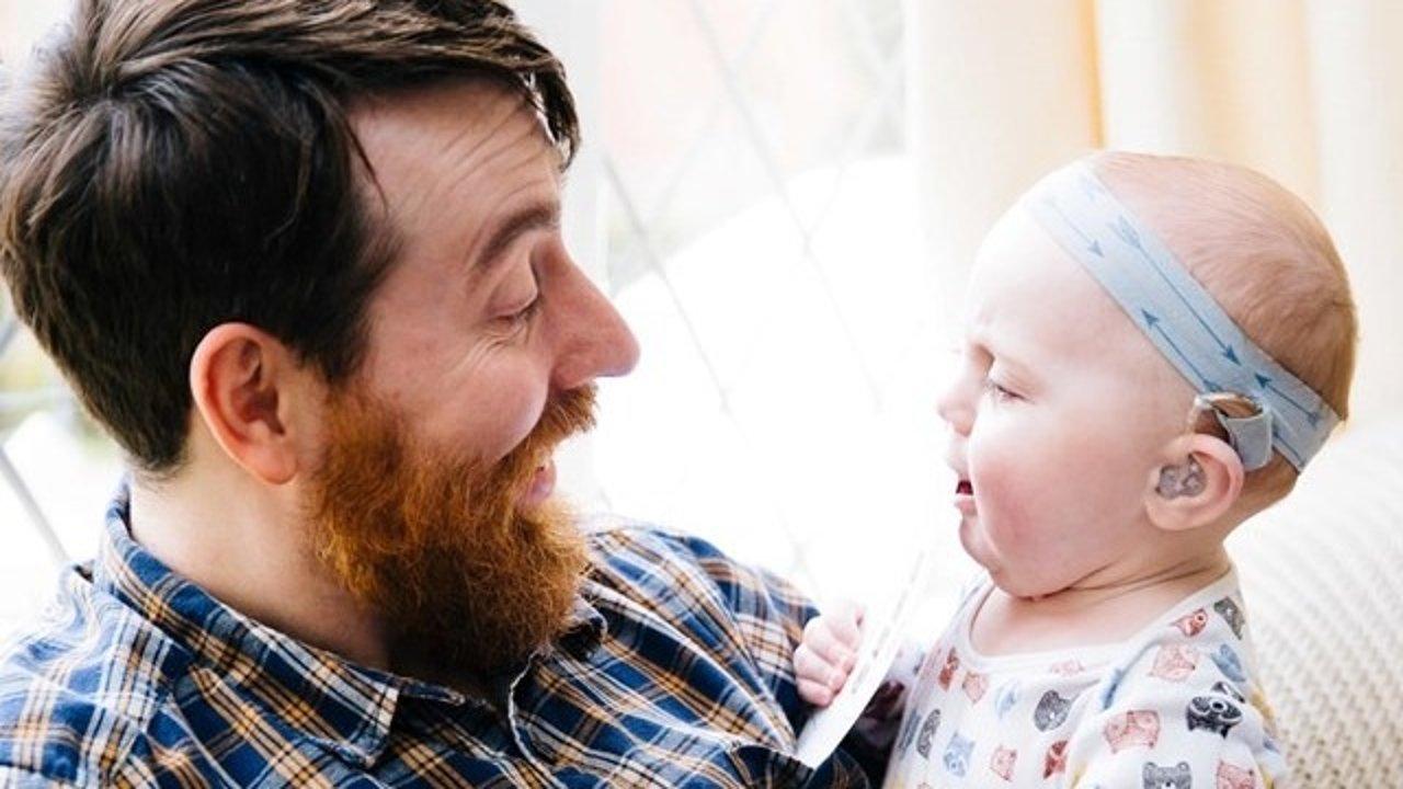宝宝语言发育迟缓,是听力损失惹的祸?早期筛查儿童听力障碍尤为重要!