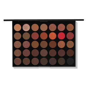 Morphe35O2 SECOND NATURE眼影盘