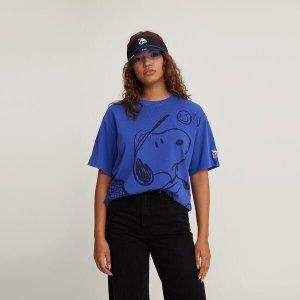 Levi's® x Peanuts® T恤