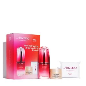 Shiseido$117 valueStrengthening & Smoothing Power Set (A $117 Value)