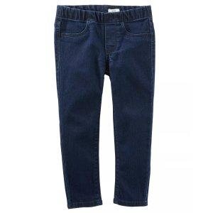 Oshkosh女童、大童牛仔裤
