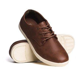 $29.99(原价$39.99)Blackwell 男款纯素皮革休闲鞋 8-11码 型男必备