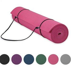 Gaiam Essentials家用健身瑜伽垫促销 多色可选