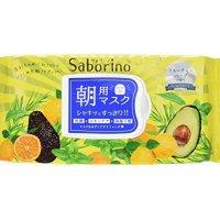 Saborino BCL SABORINO Morning Mask 32 sheets 早安面膜